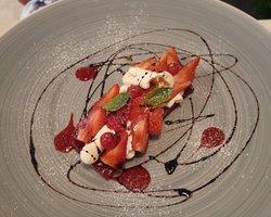Restaurant Le Chalet - Royan - Plats